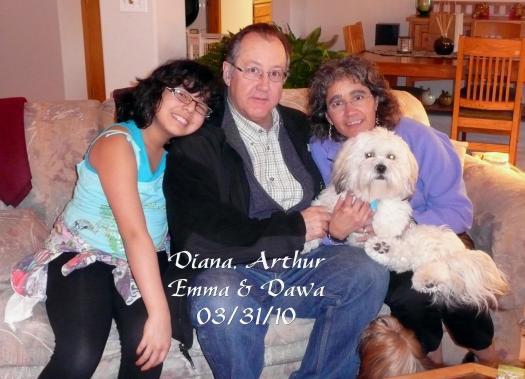 Dawa & Family