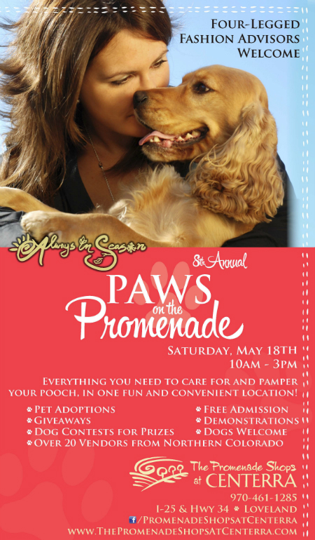2013 Paws on the Promenade